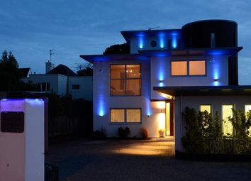 Thumbnail 5 bedroom detached house for sale in Dorset Lake Avenue, Lilliput, Poole, Dorset
