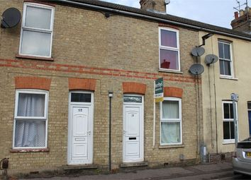 Thumbnail 3 bedroom terraced house for sale in Henry Street, Peterborough, Cambridgeshire
