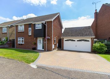 Thumbnail 4 bed detached house for sale in Wedgwood Way, Rochford