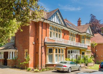 Thumbnail 2 bed flat for sale in Burton Road, Branksome Park