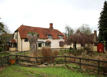 Thumbnail 3 bed detached house for sale in Bambers Green, Takeley, Bishop's Stortford, Essex