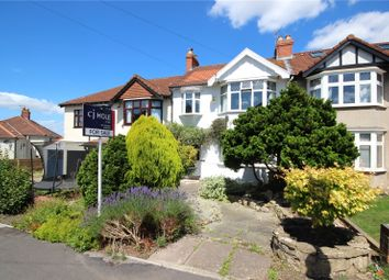 Thumbnail 3 bed terraced house for sale in Laurie Crescent, Henleaze, Bristol