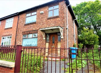 Thumbnail 3 bed semi-detached house for sale in Floyer Road, Manchester