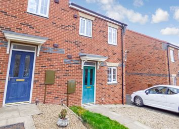 2 bed semi-detached house for sale in Redmire Drive, Consett DH8
