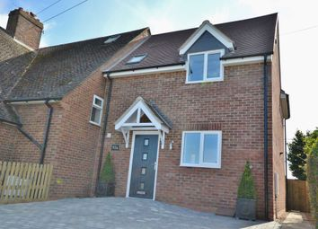 Thumbnail 3 bed end terrace house for sale in Sinodun Road, Didcot