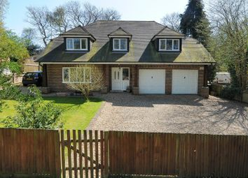 Thumbnail 4 bed detached house for sale in Denstead Lane, Chartham Hatch, Canterbury