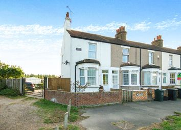 Thumbnail 2 bedroom terraced house for sale in Stanley Cottages Green Street Green Road, Lane End, Dartford