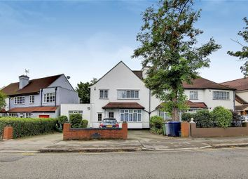 Thumbnail 4 bed semi-detached house for sale in Oakington Avenue, Wembley