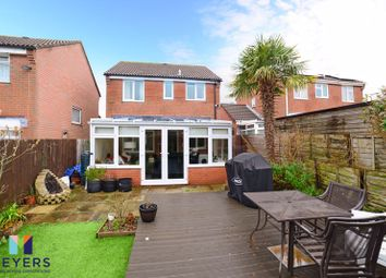 3 bed detached house for sale in Warmwell Close, Canford Heath, Poole BH17