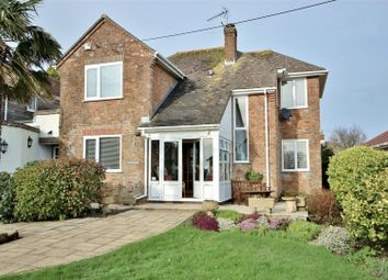 Thumbnail 3 bed detached house for sale in Highcliff Road, Lyme Regis
