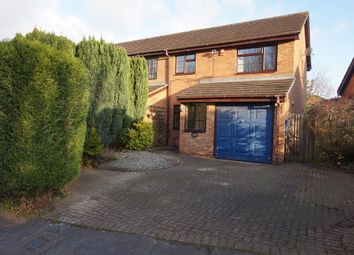 Thumbnail 3 bed end terrace house for sale in Shelley Drive, Four Oaks, Sutton Coldfield