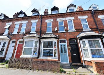 Thumbnail 3 bed terraced house for sale in Florence Road, Kings Heath, Birmingham