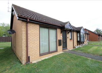 Thumbnail 1 bed terraced bungalow for sale in Oaksmere Gardens, Evesham Close, Ipswich
