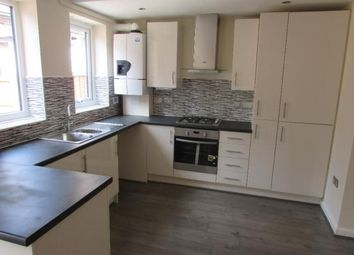 Thumbnail 3 bed town house to rent in Silk Close, Stockport