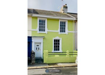 Thumbnail 3 bed maisonette to rent in Clarence Place, Stonehouse, Plymouth