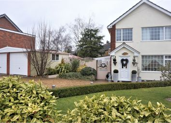 Thumbnail 3 bed semi-detached house for sale in Gillamore Drive, Coalville