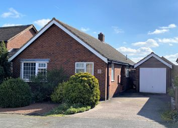 Thumbnail 2 bed detached bungalow for sale in Winchester Drive, Melton Mowbray