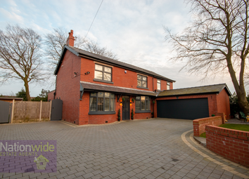 4 bed detached house for sale in Hill Crest, Wigan Road, Leyland PR25