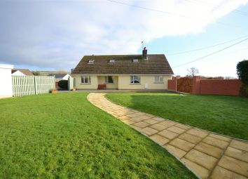 Thumbnail 5 bedroom detached bungalow for sale in Longstone, Station Road, Letterston, Haverfordwest