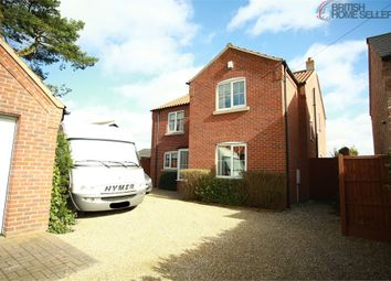 Thumbnail 4 bed detached house for sale in Main Road, Toynton All Saints, Spilsby, Lincolnshire