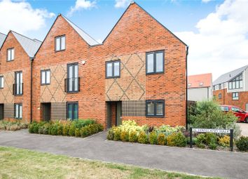 Thumbnail 4 bed semi-detached house for sale in De Havilland Walk, Chatham, Kent