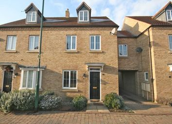 Thumbnail 4 bed town house to rent in Knighton Close, Hampton Vale, Peterborough