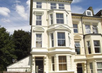 Thumbnail 1 bed flat to rent in Kenilworth Road, St Leonards-On-Sea, East Sussex