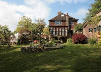 Thumbnail 3 bed detached house for sale in Hurtis Hill, Crowborough, East Sussex