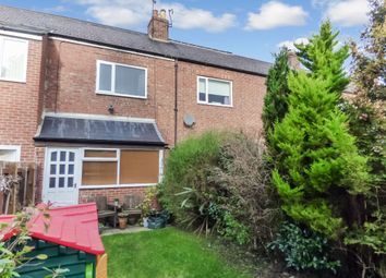 2 bed terraced house for sale in Queen Street, Morpeth NE61