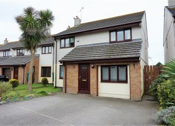 Thumbnail 4 bed detached house for sale in Kingsley Meade, Newquay