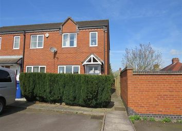 Thumbnail 2 bed property to rent in Elliott Close, Cannock