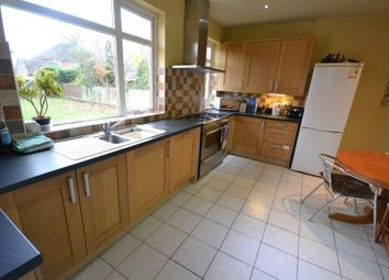 Thumbnail 3 bed detached house to rent in Romway Avenue, Evington, Leicester