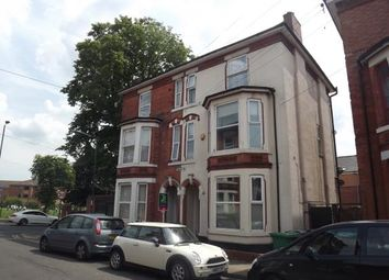 Thumbnail 2 bedroom flat for sale in Ebury Road, Nottingham, Nottinghamshire