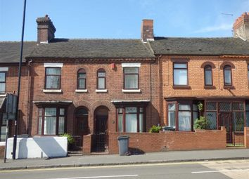 Thumbnail 3 bed terraced house for sale in Waterloo Road, Cobridge, Stoke-On-Trent