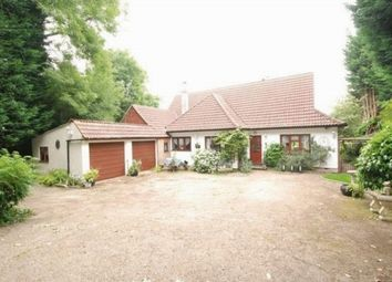 Thumbnail 3 bed detached house for sale in Rushmore Hill, Knockholt, Sevenoaks