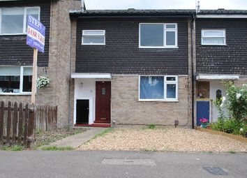 Thumbnail 3 bed terraced house to rent in Theydon Gardens, Rainham