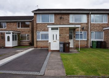 Thumbnail 2 bedroom maisonette to rent in Rowood Drive, Solihull