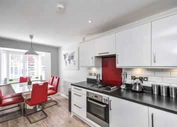 Thumbnail 3 bed terraced house for sale in Sun Marsh Way, Gravesend, Kent