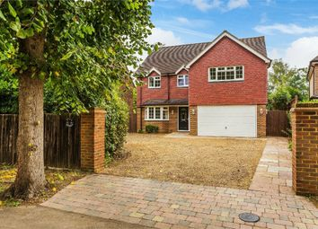 Thumbnail 6 bed detached house to rent in Midway, Walton-On-Thames, Surrey