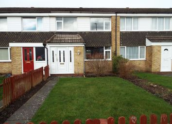 Thumbnail 3 bedroom terraced house for sale in Birstall Way, Northfield, Birmingham