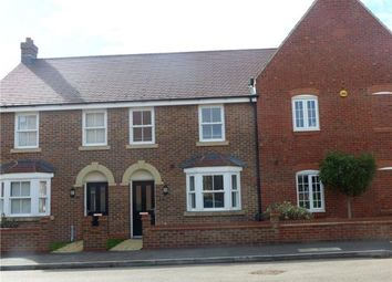 Thumbnail 3 bed terraced house to rent in Oliver Close, Kempston, Bedford
