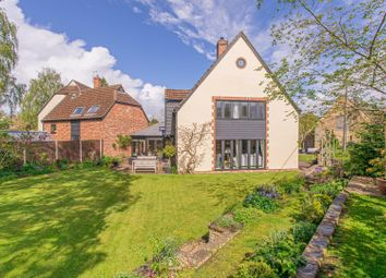 Thumbnail 4 bed detached house for sale in Frog Lane, Great Somerford, Chippenham