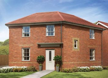 "Thumbnail 3 bedroom detached house for sale in ""Lutterworth"" at Lydiate Lane, Thornton, Liverpool"
