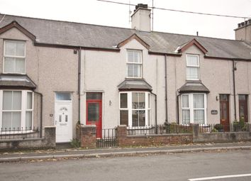 Thumbnail 2 bed end terrace house to rent in Snowdon View, Holyhead Road, Llanfairpwll
