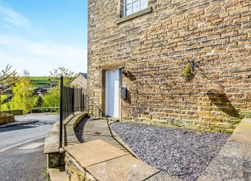 Thumbnail 2 bed flat for sale in Sunny Bank Road, Meltham, Holmfirth