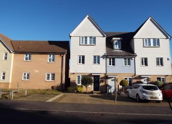 Thumbnail 4 bed town house for sale in Heron Way, Dovercourt, Harwich