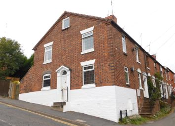 Thumbnail 3 bed terraced house to rent in Sion Hill, Kidderminster