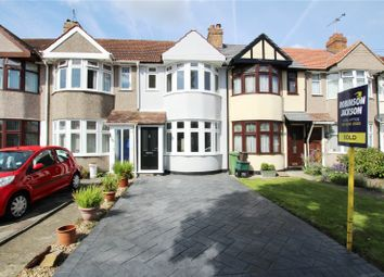 Thumbnail 2 bed terraced house for sale in Curran Avenue, Blackfen, Kent