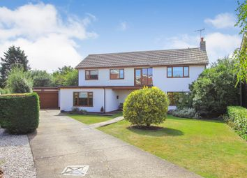Thumbnail 4 bed detached house for sale in Plantation Road, Chestfield, Whitstable