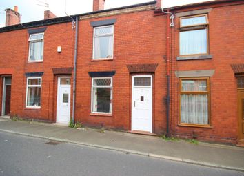 Thumbnail 2 bed terraced house to rent in Shakerley Road, Tyldesley, Manchester
